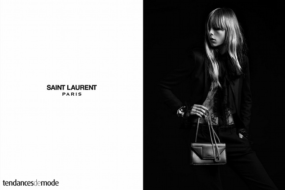 Campagne Saint Laurent - Printemps/été 2013 - Photo 6