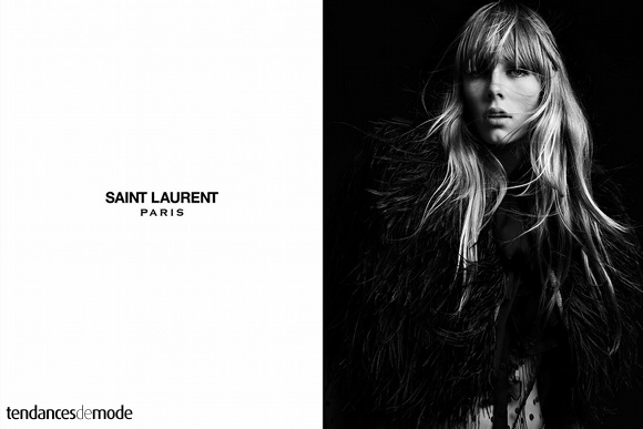 Campagne Saint Laurent - Printemps/été 2013 - Photo 9