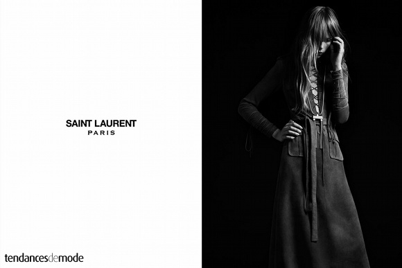 Campagne Saint Laurent - Printemps/été 2013 - Photo 10