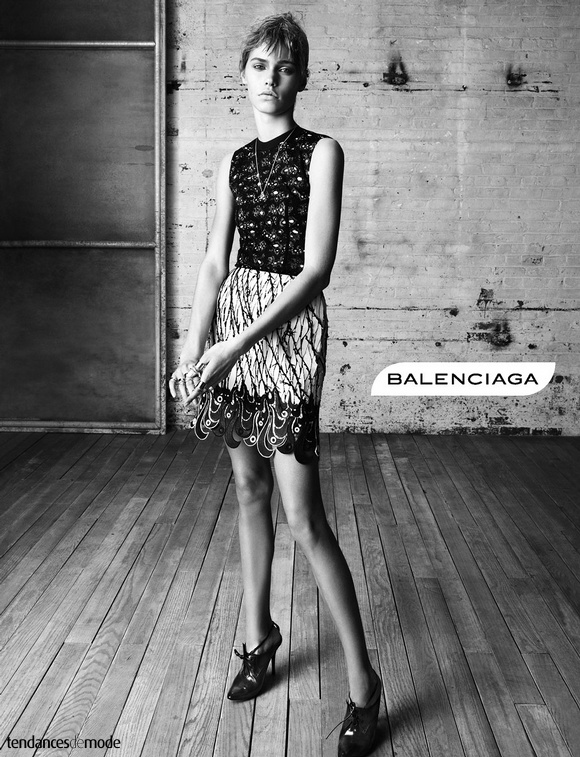 Campagne Balenciaga - Printemps/été 2013 - Photo 3