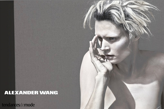 Campagne Alexander Wang - Printemps/été 2013 - Photo 1