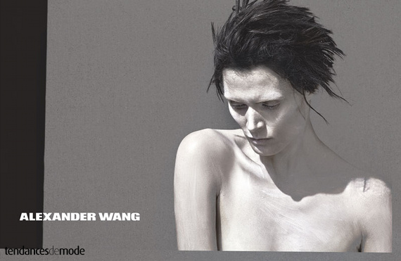 Campagne Alexander Wang - Printemps/été 2013 - Photo 2