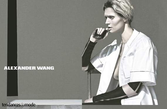 Campagne Alexander Wang - Printemps/été 2013 - Photo 4