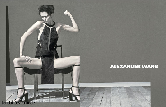 Campagne Alexander Wang - Printemps/été 2013 - Photo 5