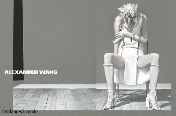 Campagne Alexander Wang - Printemps/été 2013 - Photo 6