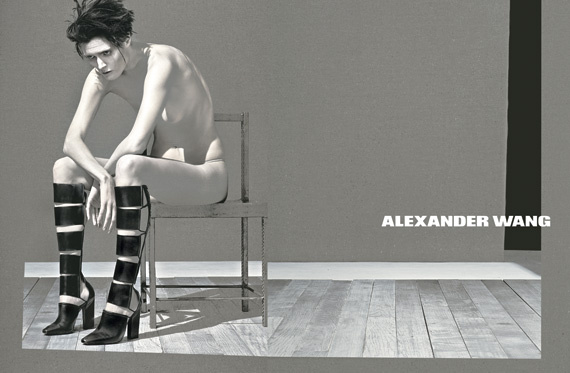 Campagne Alexander Wang - Printemps/été 2013 - Photo 7