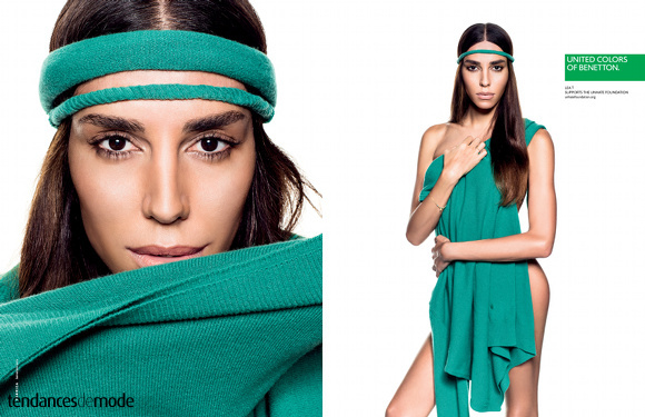 Campagne Benetton - Printemps/été 2013 - Photo 7