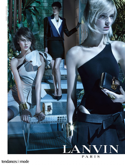 Campagne Lanvin - Printemps/été 2013 - Photo 2