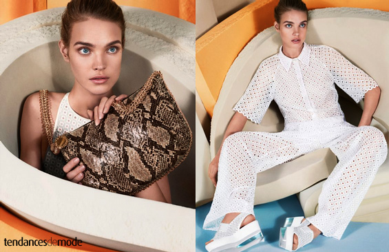 Campagne Stella McCartney - Printemps/été 2013 - Photo 4