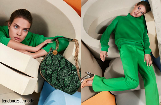 Campagne Stella McCartney - Printemps/été 2013 - Photo 5