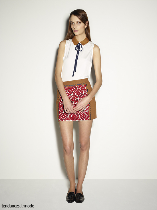 Collection Claudie Pierlot - Printemps/été 2013 - Photo 9