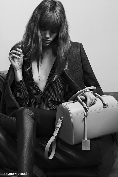 Campagne Saint Laurent - Pre-Fall 2013 - Photo 2