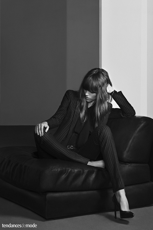 Campagne Saint Laurent - Pre-Fall 2013 - Photo 3