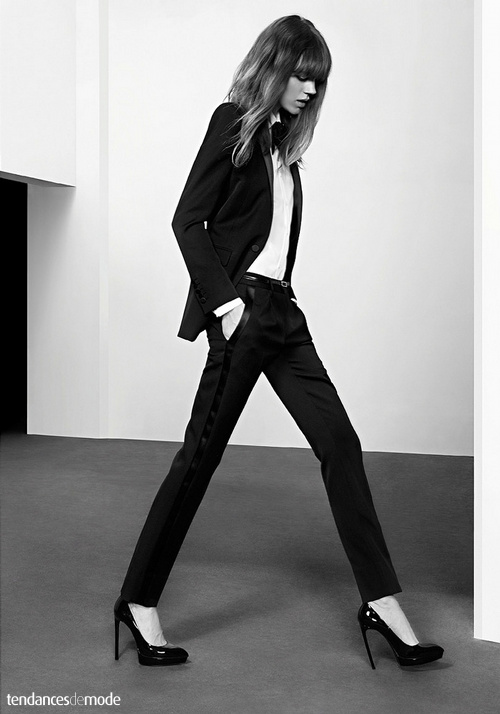 Campagne Saint Laurent - Pre-Fall 2013 - Photo 4