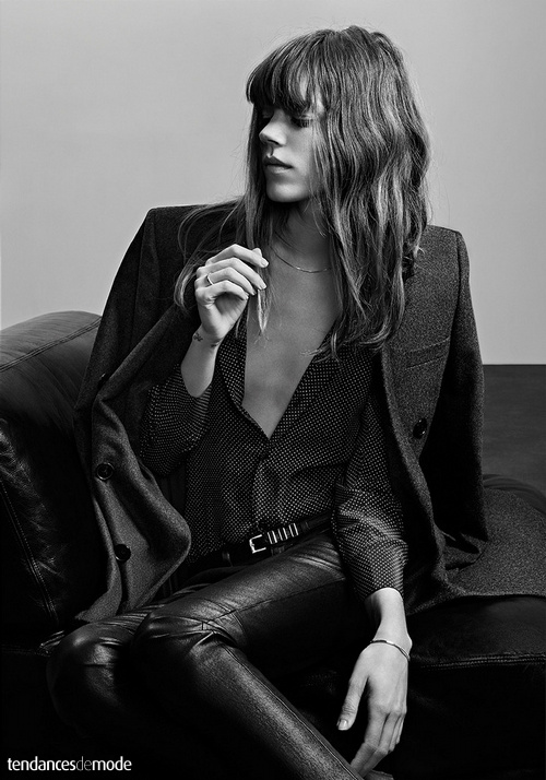 Campagne Saint Laurent - Pre-Fall 2013 - Photo 5