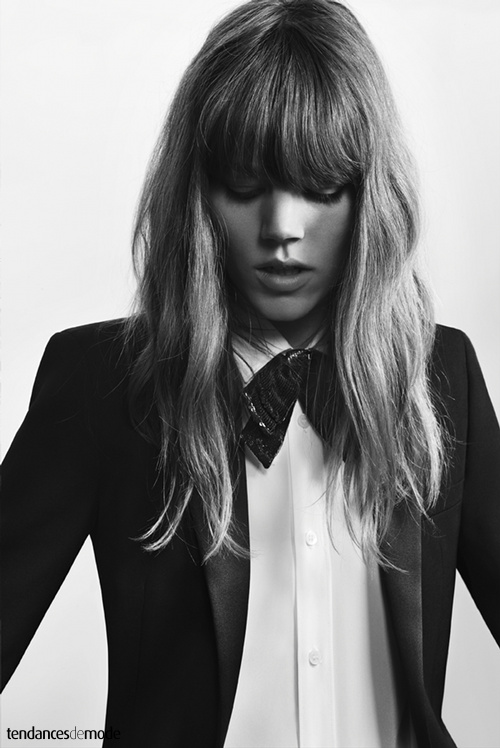 Campagne Saint Laurent - Pre-Fall 2013 - Photo 8