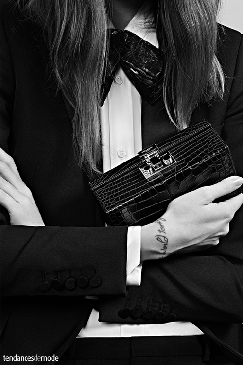 Campagne Saint Laurent - Pre-Fall 2013 - Photo 9