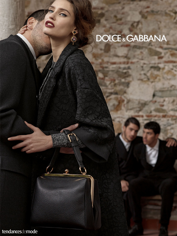 Campagne Dolce & Gabbana - Automne/hiver 2013-2014 - Photo 2