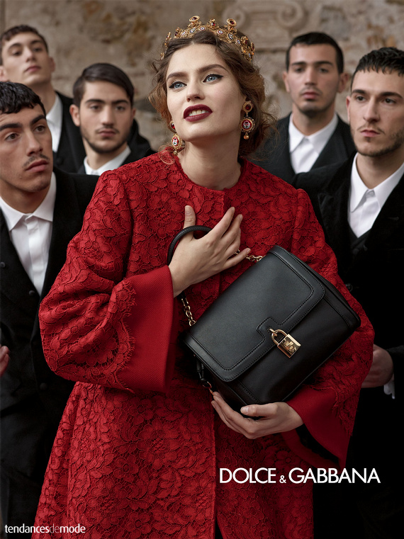 Campagne Dolce & Gabbana - Automne/hiver 2013-2014 - Photo 3