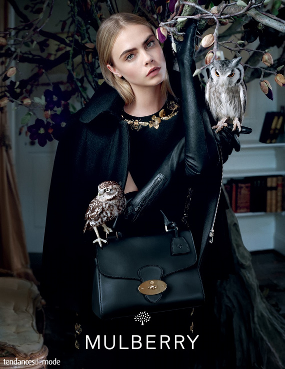Campagne Mulberry - Automne/hiver 2013-2014 - Photo 1