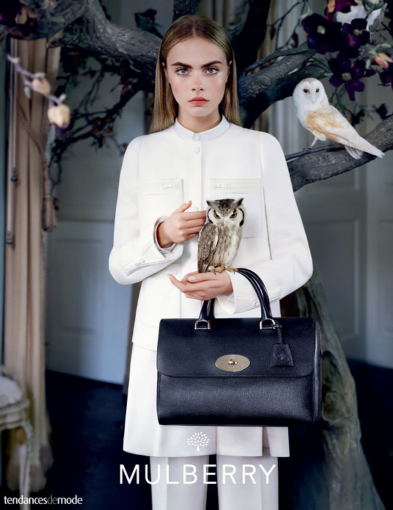 Campagne Mulberry - Automne/hiver 2013-2014 - Photo 2