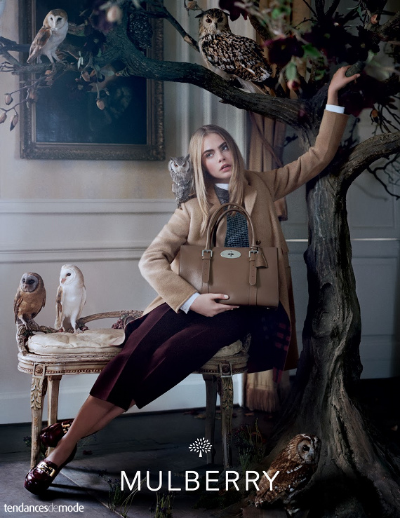 Campagne Mulberry - Automne/hiver 2013-2014 - Photo 3