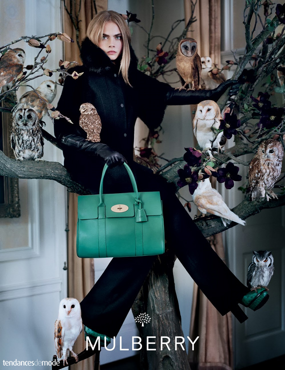 Campagne Mulberry - Automne/hiver 2013-2014 - Photo 4