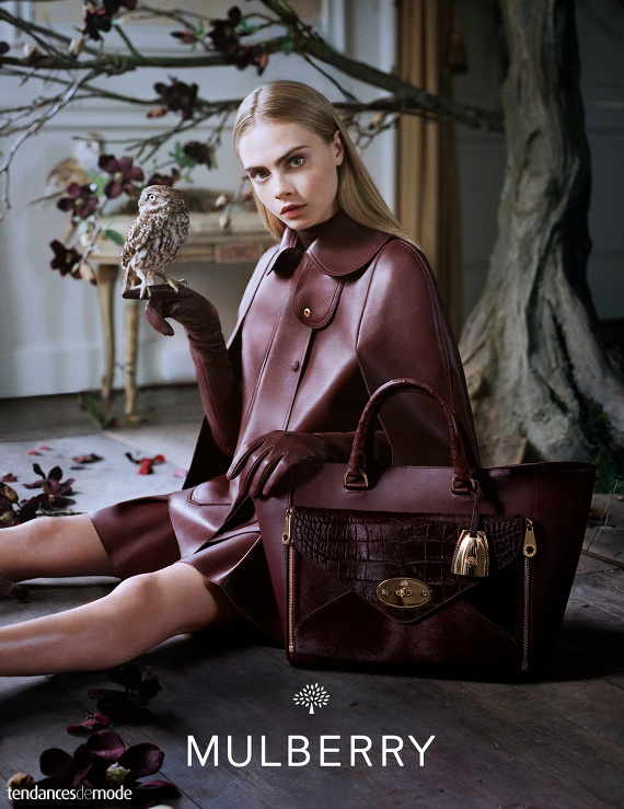 Campagne Mulberry - Automne/hiver 2013-2014 - Photo 5