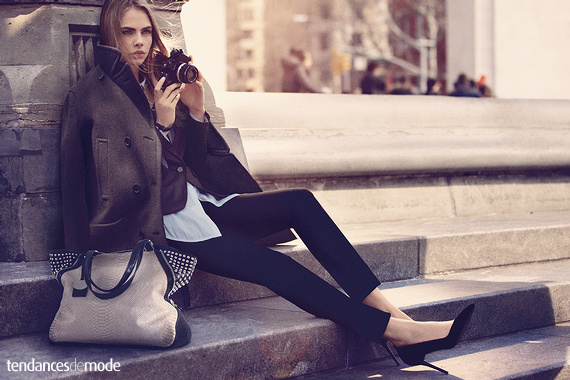 Campagne DKNY - Automne/hiver 2013-2014 - Photo 5