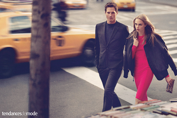 Campagne DKNY - Automne/hiver 2013-2014 - Photo 7