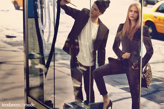 Campagne DKNY - Automne/hiver 2013-2014 - Photo 14