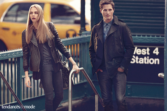 Campagne DKNY - Automne/hiver 2013-2014 - Photo 15
