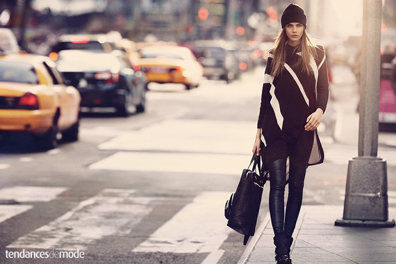 Campagne DKNY - Automne/hiver 2013-2014 - Photo 16