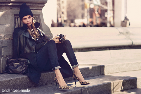 Campagne DKNY - Automne/hiver 2013-2014 - Photo 17