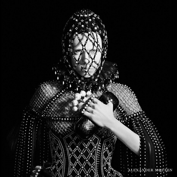 Campagne Alexander McQueen - Automne/hiver 2013-2014 - Photo 7