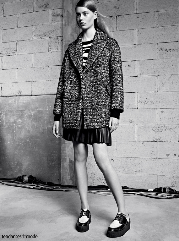 Collection Sandro - Automne/hiver 2013-2014 - Photo 2