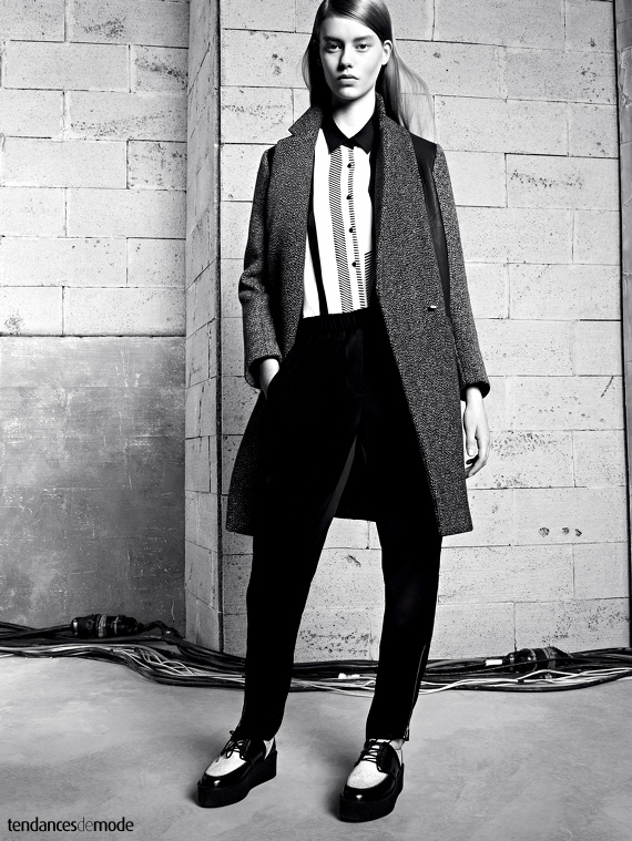 Collection Sandro - Automne/hiver 2013-2014 - Photo 6