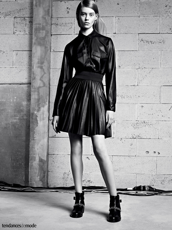 Collection Sandro - Automne/hiver 2013-2014 - Photo 7