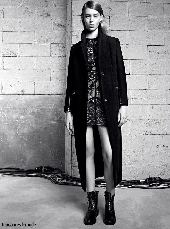 Collection Sandro - Automne/hiver 2013-2014 - Photo 8