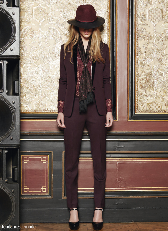 Collection The Kooples - Automne/hiver 2013-2014 - Photo 7