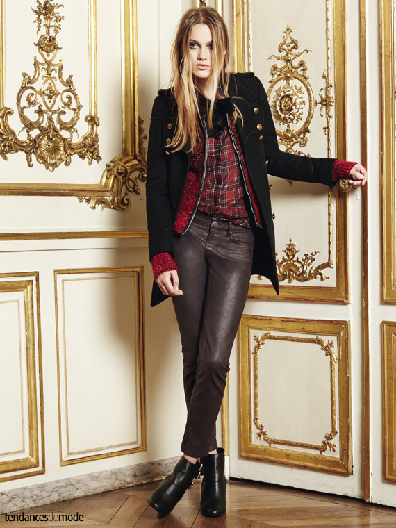 Collection The Kooples - Automne/hiver 2013-2014 - Photo 10