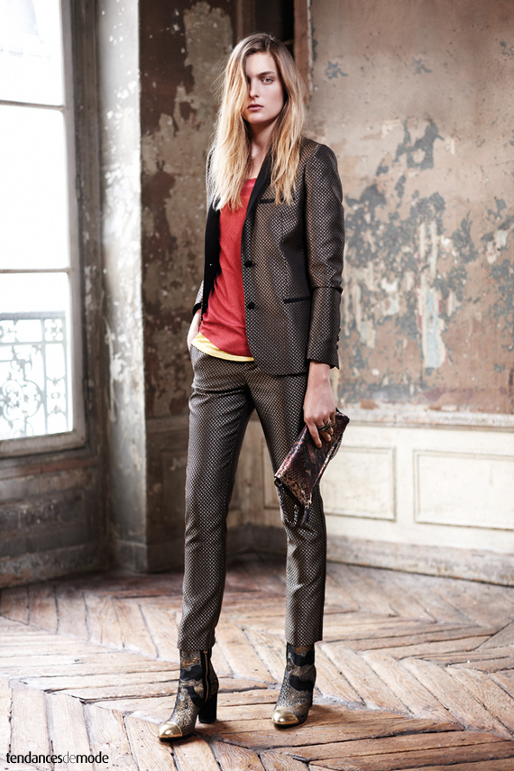 Collection Zadig & Voltaire - Automne/hiver 2013-2014 - Photo 1