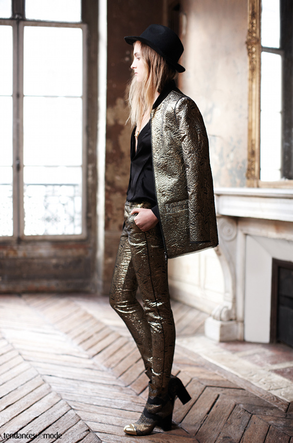 Collection Zadig & Voltaire - Automne/hiver 2013-2014 - Photo 2