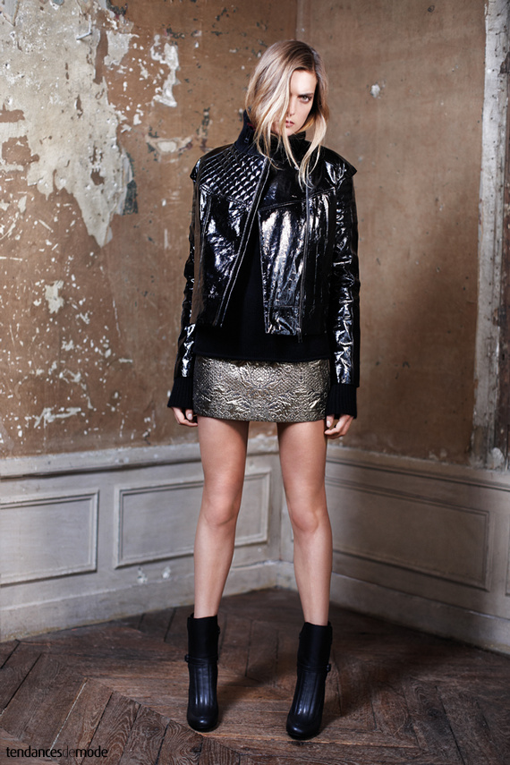 Collection Zadig & Voltaire - Automne/hiver 2013-2014 - Photo 3