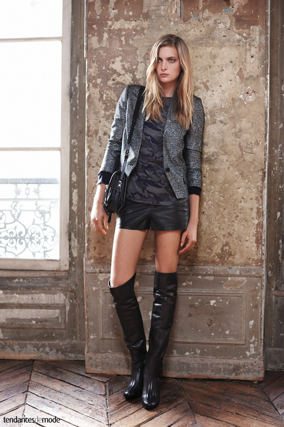 Collection Zadig & Voltaire - Automne/hiver 2013-2014 - Photo 5