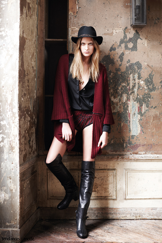Collection Zadig & Voltaire - Automne/hiver 2013-2014 - Photo 7