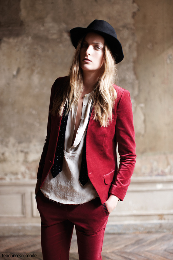 Collection Zadig & Voltaire - Automne/hiver 2013-2014 - Photo 9