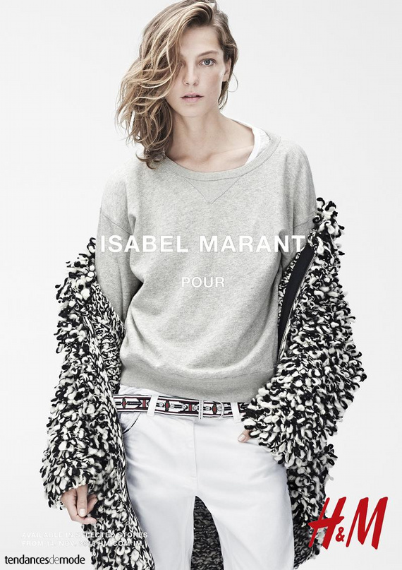 Campagne Isabel Marant x H&M - Photo 1