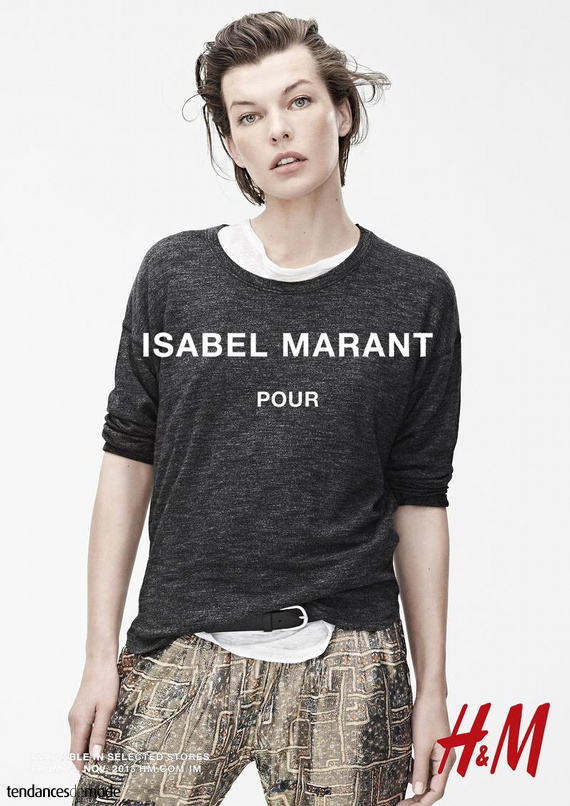 Campagne Isabel Marant x H&M - Photo 2