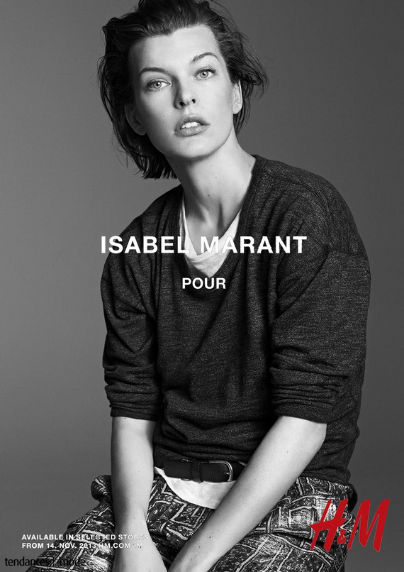 Campagne Isabel Marant x H&M - Photo 3
